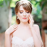 Las Velas Bridals: Allison