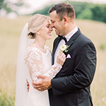 An Illinois Wedding: Becka and JR