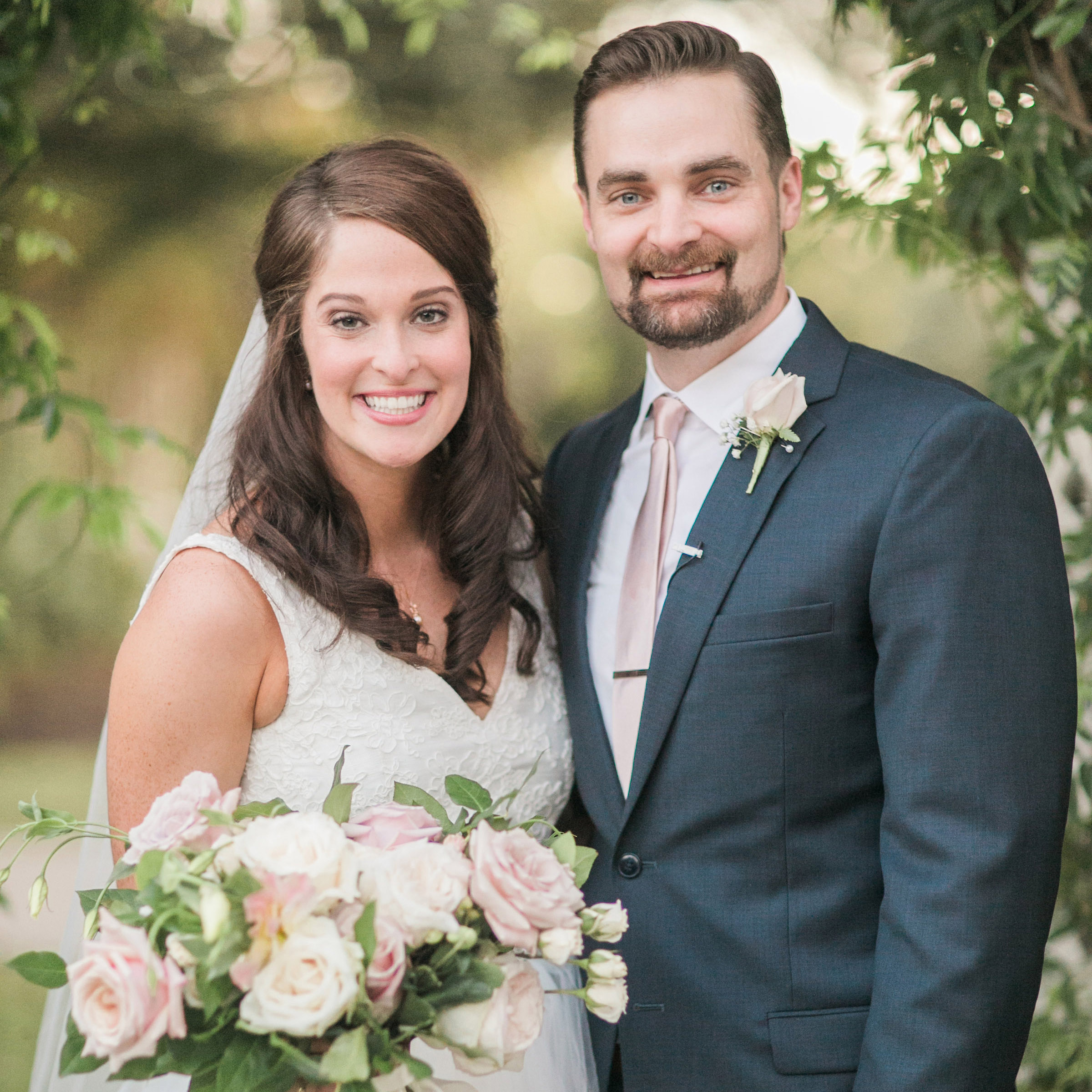 Ashelynn Manor Wedding: Cammile and Rad