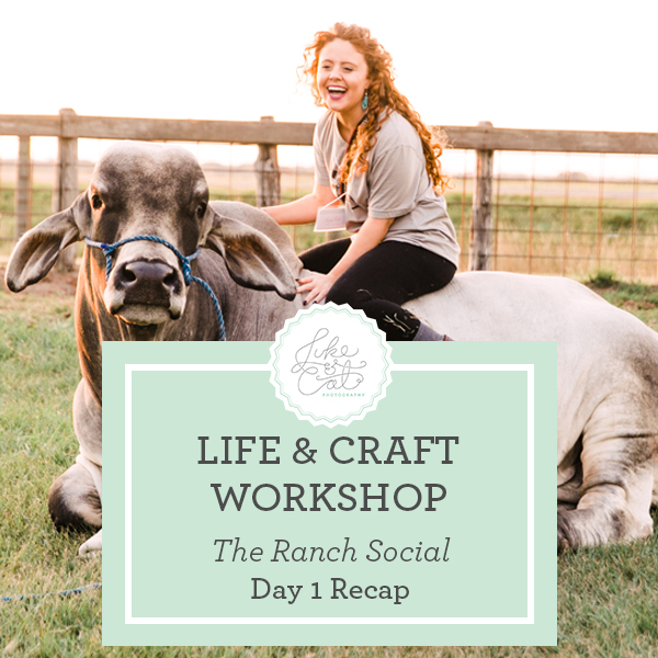 Life & Craft Workshop Day 1 Recap