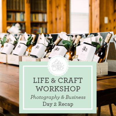Life & Craft Workshop Day 2 Recap
