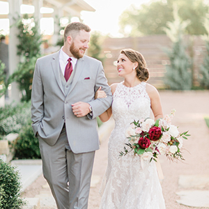 A Farmhouse Wedding: Erin and Trey