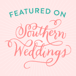 Featured on Southern Weddings :: Fall Wedding Inspiration