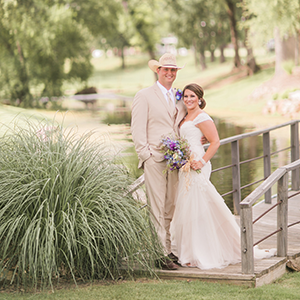 Oak Water Ranch Wedding: Lauren and Jeff