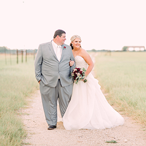 Floresville Wedding: Kelsey and Dustin