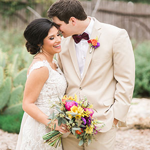 Texas Hill Country Wedding: Larissa and Tyler