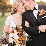 Autumn Ranch Wedding Editorial at the Life & Craft Workshop