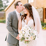 A Big Sky Barn Wedding: Lorin and Kolby