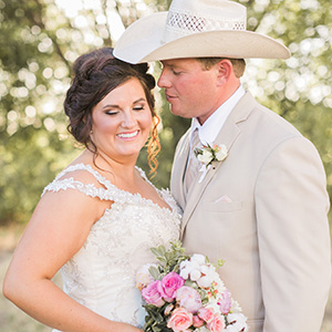 West Texas Wedding: Seneè and Asa