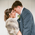 George Ranch Wedding: Audrey and Philip