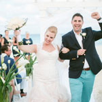 Cancun Destination Wedding: Samantha and Pete