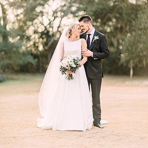 A Beneath The Oaks Wedding: Jana and Troy