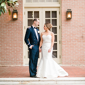 A Junior League of Houston Wedding: Madelyn and John